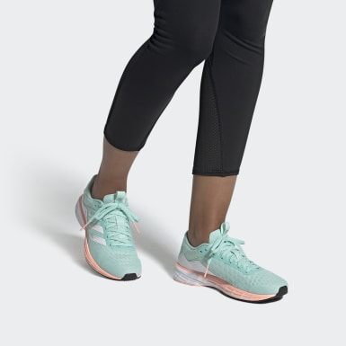 Women Running Green SL20 Shoes