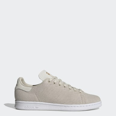 Men's Originals Beige Stan Smith Shoes