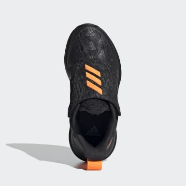 Børn Løb Sort FortaRun Running / Football 2020 sko