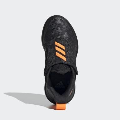 Kinderen Hardlopen Zwart FortaRun Running / Voetbal Schoenen 2020