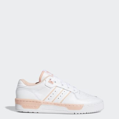 Zapatillas Rivalry Low Blanco Mujer Originals