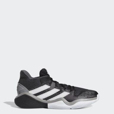 черный Баскетбольные кроссовки Harden Stepback