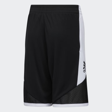 Children Basketball Black Pro Bounce Shorts