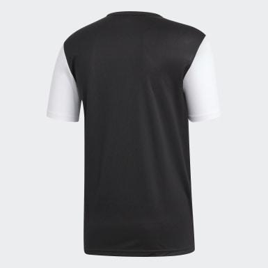 Camiseta Estro 19 Negro Hombre Fútbol