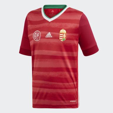 Camiseta primera equipación Hungría