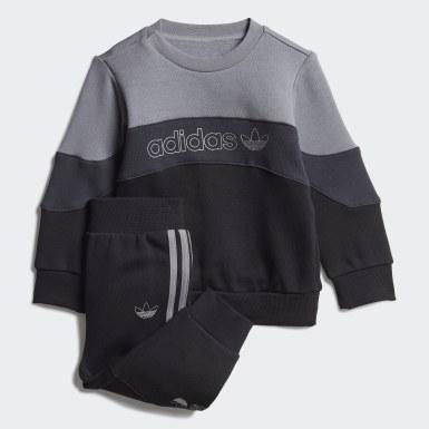 Conjunto sudadera y pantalón BX-20 Gris Niño Originals