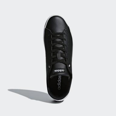 Women Sport Inspired Black Advantage Clean QT Shoes