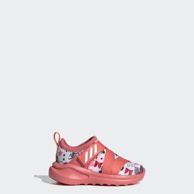 Infants วิ่ง สีขาว รองเท้า Minnie FortaRun X