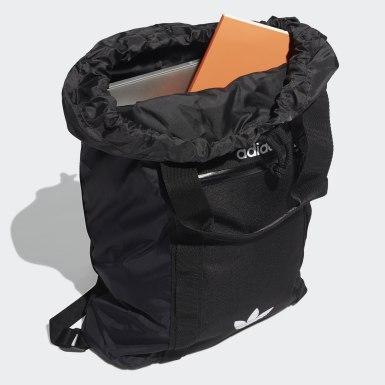 Originals Svart Adventure CORDURA Cinch Tote Bag
