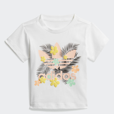 Playera Blanco Niño Originals