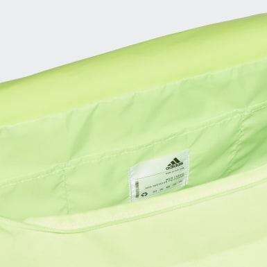 Tréning zelená Taška 4ATHLTS Duffel Medium