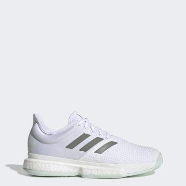 Sapatos SoleCourt Branco Homem Ténis