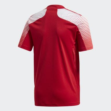 красный Футболка Regista 20
