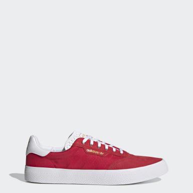 Sapatos 3MC Vermelho Originals