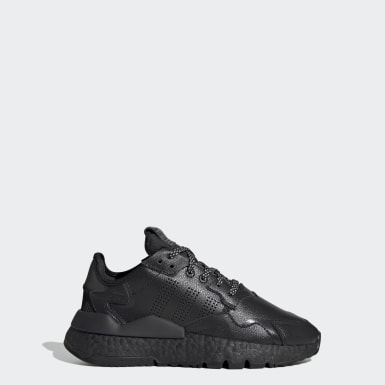 Youth Originals Black Nite Jogger Shoes