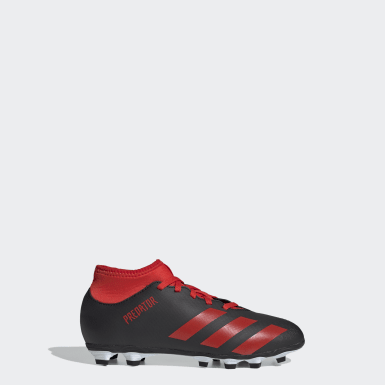 Zapatos de fútbol Predator 20.4 S Multiterreno Negro Niño Fútbol