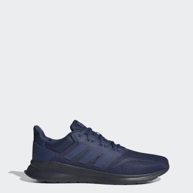 Zapatillas Runfalcon Azul Hombre Running