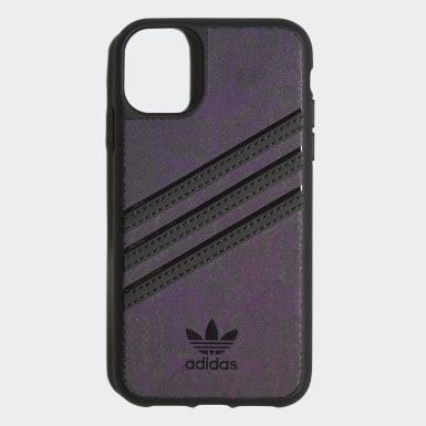 Funda iPhone 11 Samba Molded Negro Originals