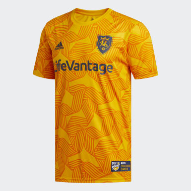 Real Salt Lake KCC Pre-Match Jersey