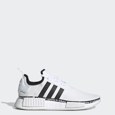 Men's Originals White NMD_R1 Shoes