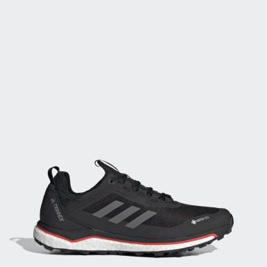 Chaussure de trail running Terrex Agravic Flow GORE-TEX Noir Sports D'hiver