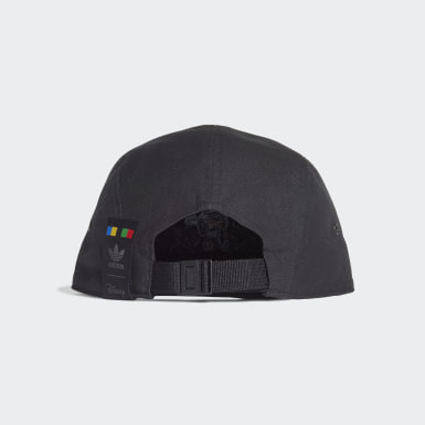 Goofy Five-Panel Cap Czerń