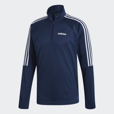 Men Soccer Blue Sereno 19 Training Top