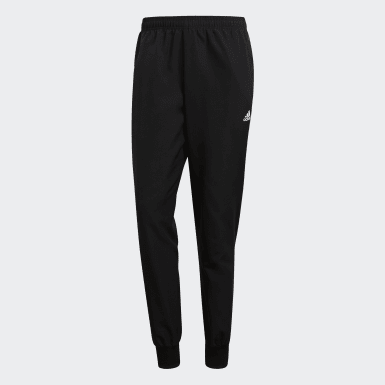 Men Lifestyle Black Essentials Stanford 2.0 Pants