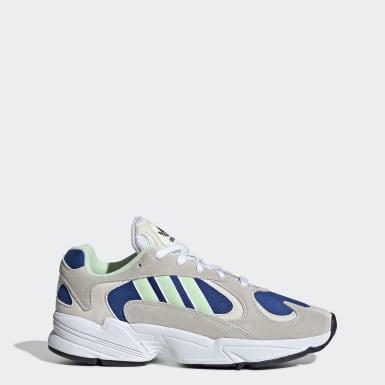 Originals สีขาว รองเท้า Yung-1