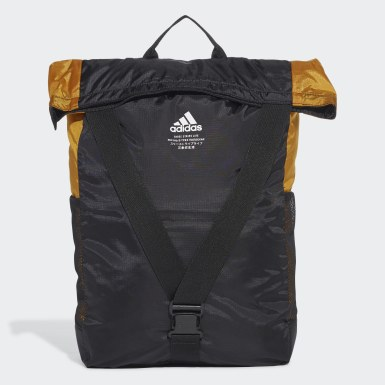 Training Black Classic Flap Top Shopper Backpack