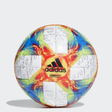Balón para partidos oficiales Conext 19 Blanco Fútbol
