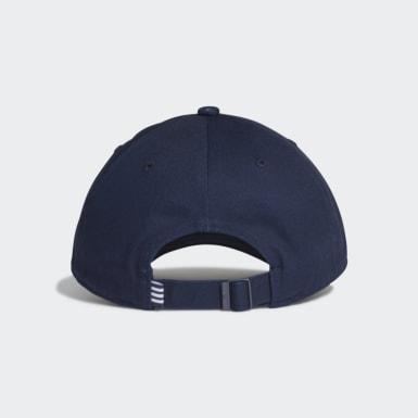 Originals สีน้ำเงิน หมวกแก๊ป Adicolor Dad