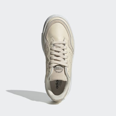 Barn Originals Beige Supercourt Shoes