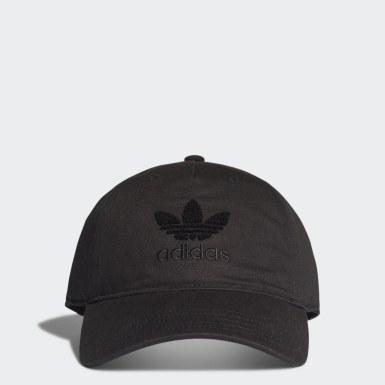 Originals Siyah Adicolor Dad Şapka