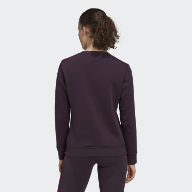 Women's Essentials Essentials 3-Stripes Sweatshirt