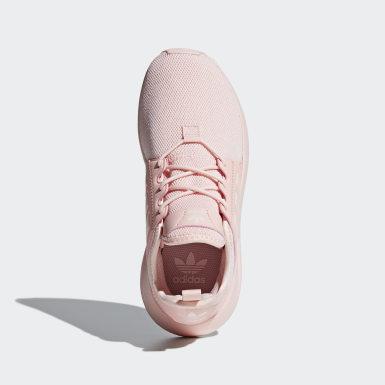 Meisjes Originals Roze X_PLR Schoenen