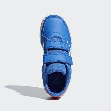 Çocuklar Koşu Mavi AltaSport Ayakkabı