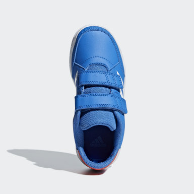 Children Running Blue AltaSport Shoes