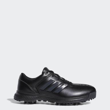ผู้ชาย กอล์ฟ สีดำ รองเท้า CP Traxion