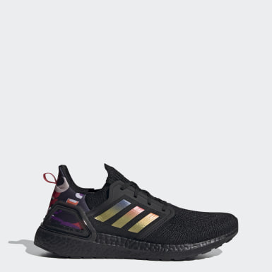 Running Black Ultraboost 20 CNY Shoes