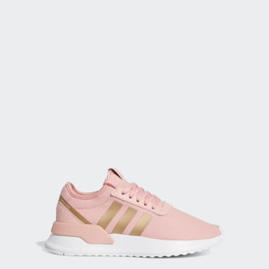Youth Originals Pink U_Path X Shoes