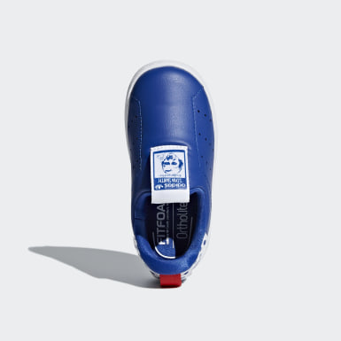 Tenis Stan Smith 360 Azul Niño Originals