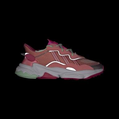 Kvinder Originals Rød OZWEEGO sko
