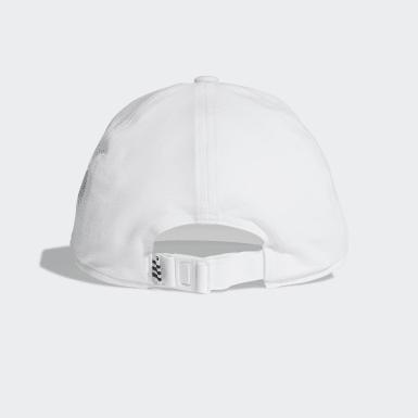เทรนนิง สีขาว หมวกเบสบอล AEROREADY 4ATHLTS