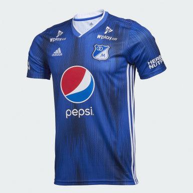Camiseta de fútbol Millonarios FC Local 2019
