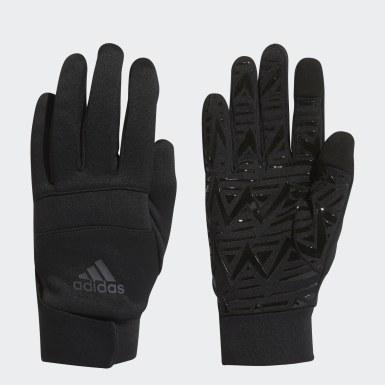 Voetbal Zwart Football Street Handschoenen