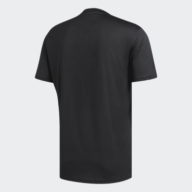 Remera Own The Run Cooler Negro Hombre Running