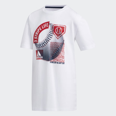Youth Training White SHORT SLEEVE SET-IN CTN TEE