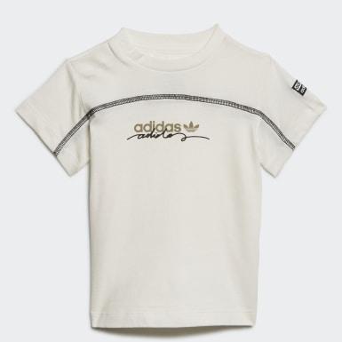 Camiseta R.Y.V. Blanco Niño Originals