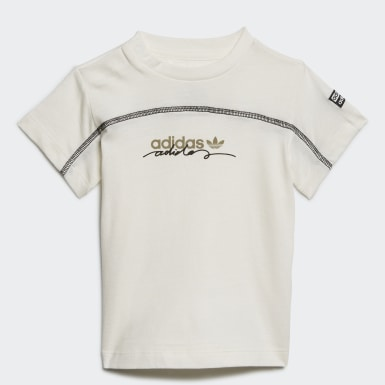 Kids Originals Beige R.Y.V. T-Shirt